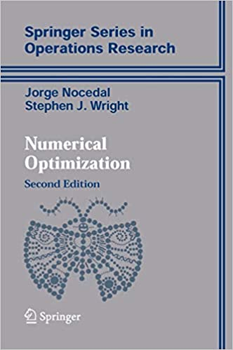Numerical Optimization (Springer Series in Operations Research and