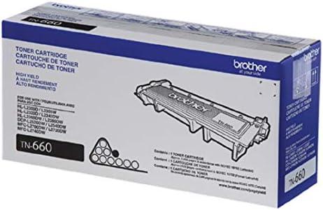 Brand Original BROTHER TN660 Cartridge