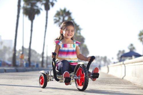 Mobo Tot A Toddler's Ergonomic Three Wheeled Cruiser