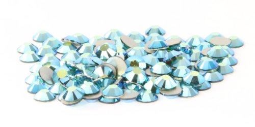 SS20 Swarovski Rhinestones - Emerald AB (1 Gross = 144 (Emerald Ab Beads)