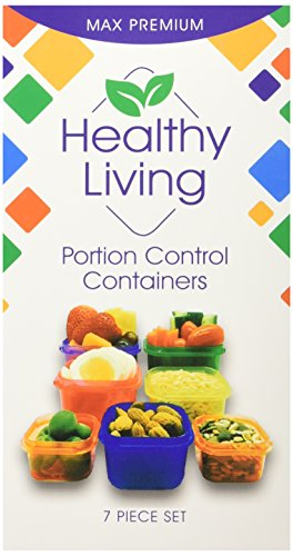Healthy Living Containers COMPLETE included product image
