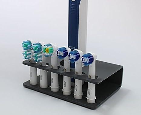 Soporte de cabezal de cepillo eléctrico para dientes soporte para 5 x  cabeza de cepillo   80d709733e0e