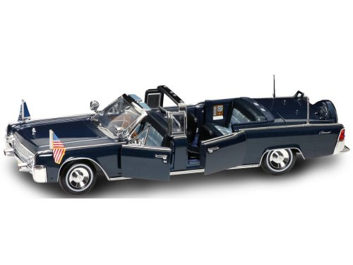 Yat Ming Scale 1:24 - 1961 Lincoln X-100 Kennedy Car