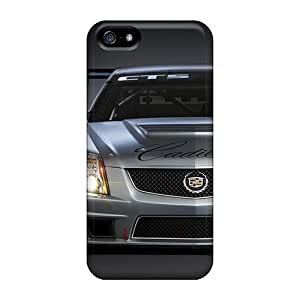 New JmE26154Abxz Cadillac Cts V Tpu Covers Cases For Iphone 5/5s Black Friday