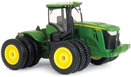 1//64 ERTL JOHN DEERE 9410R 4WD W// TRIPLES