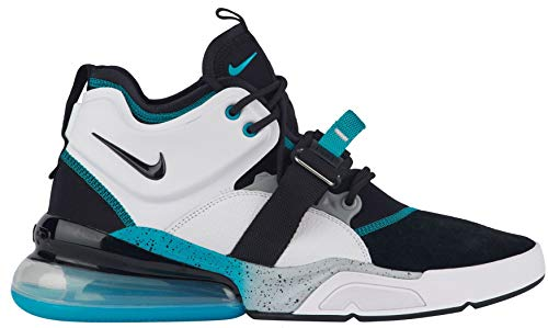 Blue Sneakers Air White Force Emerald Black NIKE Wolf 270 Herren 008 Mehrfarbig Grey xCUqvv4w