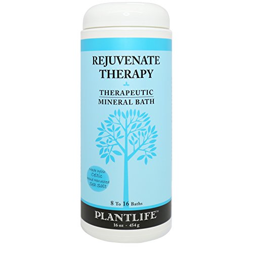 16 Ounce Sack (Rejuvenate Therapeutic Mineral Bath Salt - 16 oz)