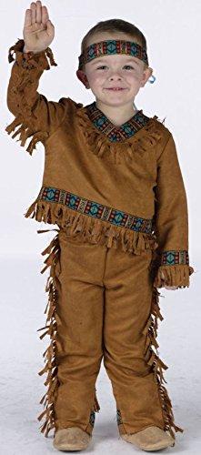 American Indian Boy Tdlr 24-2T -
