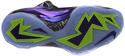 Nike Sportkleding Chuck Posite Sneaker Heren Basketbalschoenen Grot Paars / Helder Mango