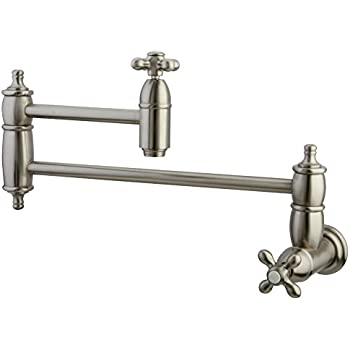 Rohl A1451XMPN-2 Country Kitchen Wall Mounted Swing Arm