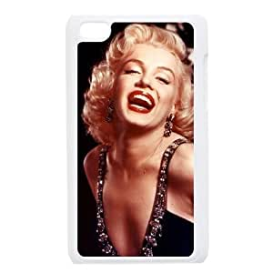iPod Touch 4 Cell Phone Case White Marilyn Monroe AFK342891