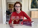 Oneida Karen MacNeil Wine Glasses, Clear