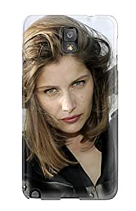 Best Protective Tpu Case With Fashion Design For Galaxy Note 3 (laetitia Casta)
