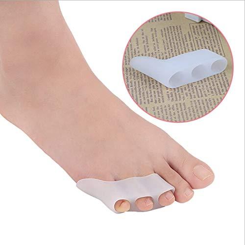 Amazon.com: Bunion Toe - Separador de dedos de gel para ...