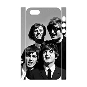 C-EUR Cell phone Protection Cover 3D Case The Beatles For Iphone 5,5S