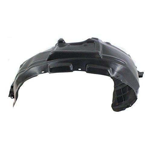 Hot 10-12 RX350 & RX450h Front Splash Shield Inner Fender Liner Panel Passenger Side