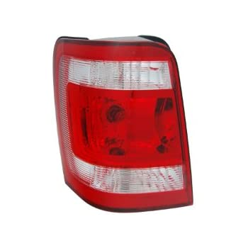 For 2008-2012 Escape Rear Tail Light Lamp Taillight Taillamp RL H One Pair NEW