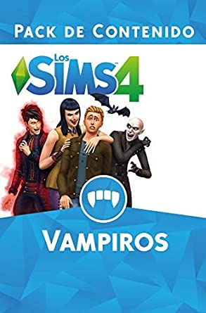 Los Sims 4 - Vampiros DLC | Código Origin para PC: Amazon.es ...