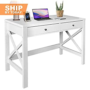 41C%2B0UVpJ4L._SS300_ Coastal Office Desks & Beach Office Desks