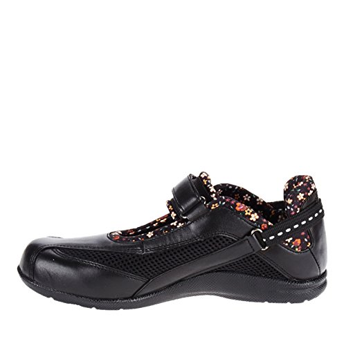 Black Womens Drew Leather Shoe Joy Mesh Shoe Drew qFSWWwvP
