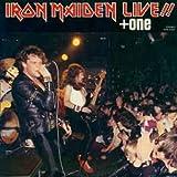 iron maiden live!! + one LP
