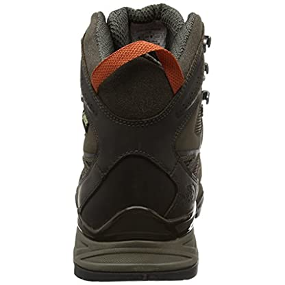 The North Face Men's Hedgehog Hike Mid Gore-tex High Rise Boots 3