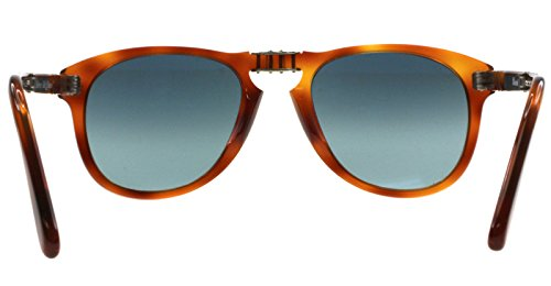 ab620d4ebf Persol Steve McQueen Polarized 714SM 96/S3 54mm Folding Sunglasses Limited  Edition Light Havana Crystal