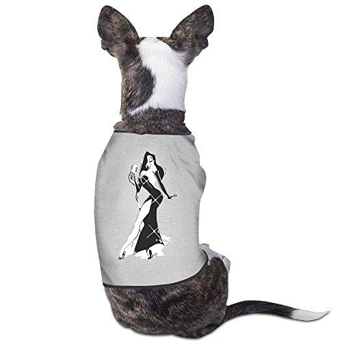 Funny Jessica Rabbit Pet Dog T Shirt. -