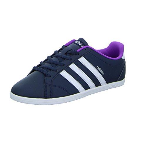 adidas Coneo W azul Deporte de Vs Zapatillas marino Qt Mujer para rOqxrW65B