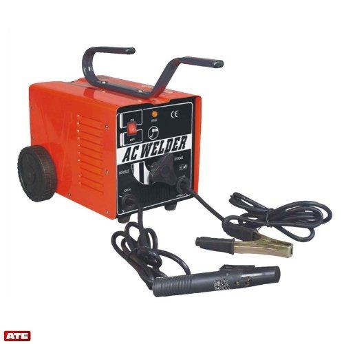 """ATE Pro. USA 97853 200 Amp Arc Welder Machine, 15.35"""" Len..."""