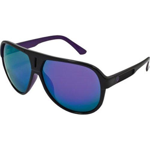 Dragon Experience 2 Jet Purple/Purple Ion Lens - Purple Dragon Sunglasses
