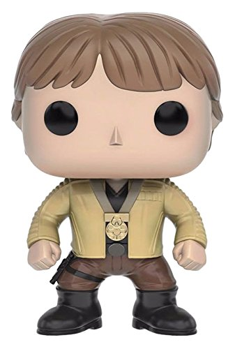 2016 Funko Pop Galactic Convention Exclusive Luke Skywalker in Ceremonial Outfit #90