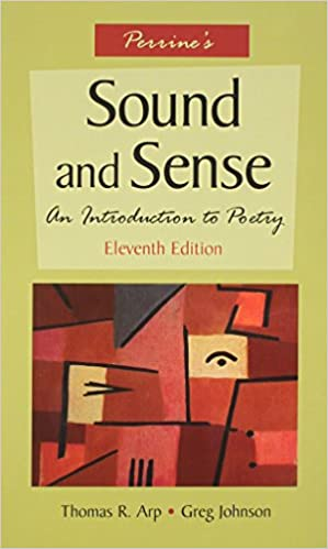 Amazon com: Perrine's Sound and Sense: An Introduction to