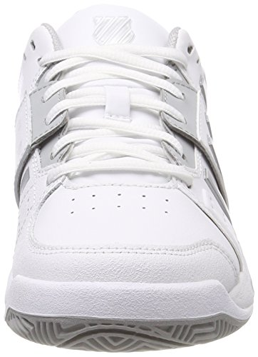 Zapatillas 36 Eu K white 01 swiss Performance Mujer Iii highrise De Para Blanco Tenis Accomplish wwZCIq