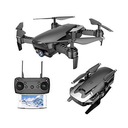Goolsky Dongmingtuo X12 Drone con 0.3MP Cámara WiFi FPV Drone Altitude Hold One Key Retorno RC Quadcopter