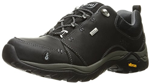Ahnu Women's Montara II Waterproof Hiking Shoe, New Black, 7 M US by Ahnu