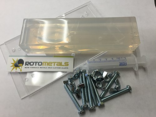Gallium Spoon Mold By Rotometals (Mold Spoon)