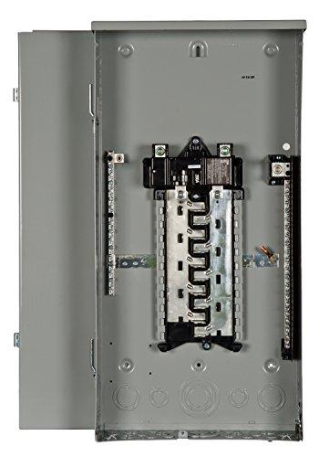 Murray LW2040B1200 Load Center, 20 Space, 40 Circuit, Main Breaker, 200A