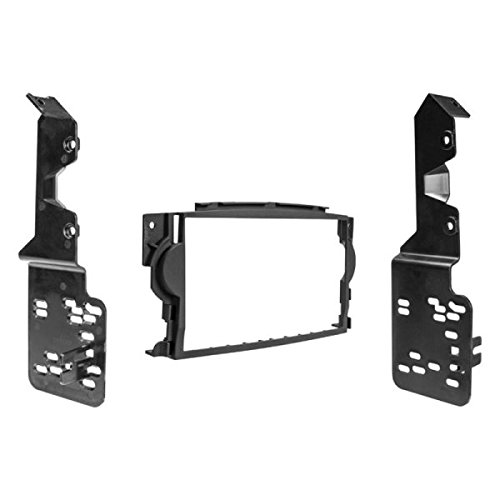 (Metra 95-7815B Double DIN Dash Kit For 2004-2008 Acura TL)