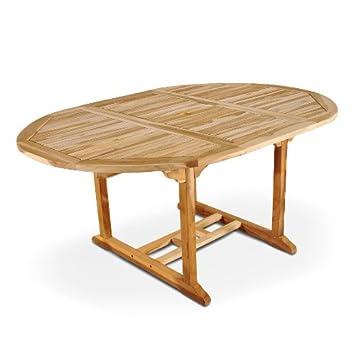 SAM Garten Tisch Aruba, Auszieh Tisch Aus Teak Holz (180