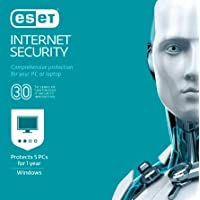 ESET Internet Security 2019 - 5 PCs (Product Key Card) Deals