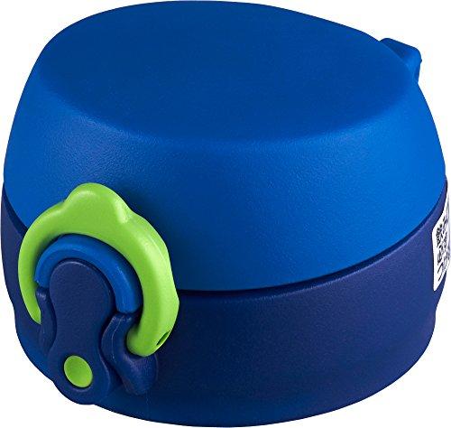 THERMOS 써모스 교환용 부품 휴대용 머그 (JNL) 용 선 유닛(맛・패킹 세트 부착) 블루 라임