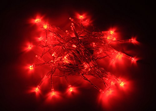 Red Led Christmas Light Strings