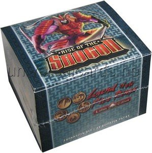 Legend of the Five Rings [L5R CCG: Rise of the Shogun Booster Box