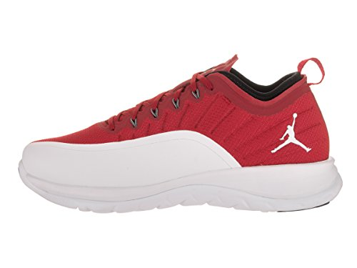 Jordan Nike Mens Trainer Prime Palestra Rosso / Bianco Nero Scarpa Da Allenamento 10.5 Uomini Us