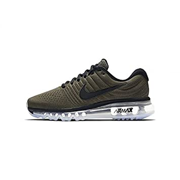 hot sales 3ca93 92282 Nike Air Max 2017 (GS) - Running Shoes, Child, Green ...