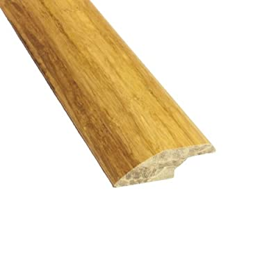 Boedika 9-50030 100-percent Bamboo, Reducer Overlap, 72-Inch x 2 1/4-Inch x 9/16-Inch, Woven Natural, 2-Pack