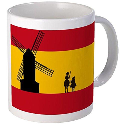 CafePress - Don Quixote Taza - Unique Coffee Mug, Coffee Cup