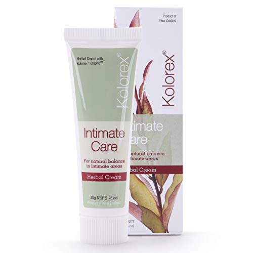 Kolorex Intimate Care (50g), Natural herbs, support healthy yeast balance, Soothes intimate areas, Replenish sensitive skin, restore PH balance