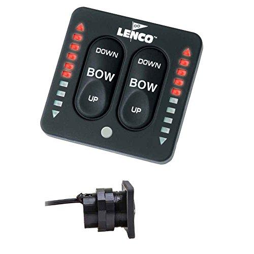 Lenco Marine Inc 30343-001 Key Pad for Indicator Trim - Indicator Tab Trim